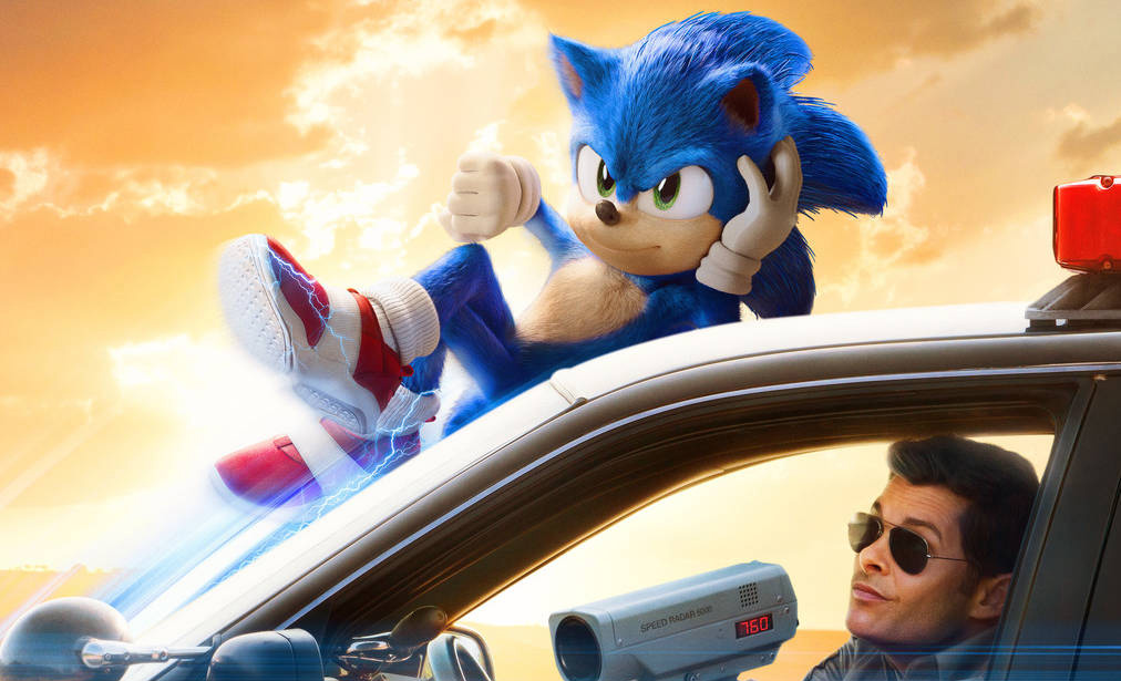 Review Sonic The Hedgehog 2020 Old Trenchy